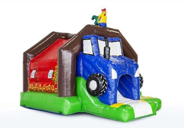 slide combo boerderij
